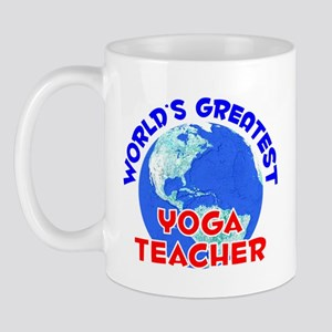 World's Greatest Yoga .. (E) Mug