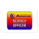 Science Officer Postcards (Package of 8)