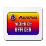 Science Officer Mousepad