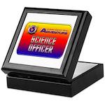 Science Officer Keepsake Box