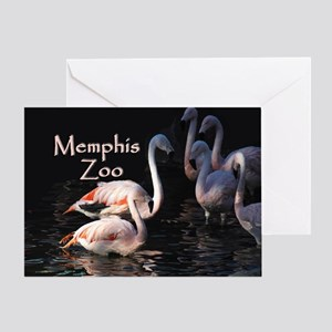 Memphis Zoo Greeting Card