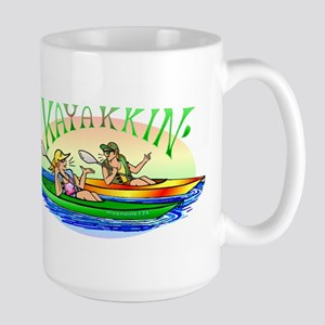 KaYakkin' Large Mug