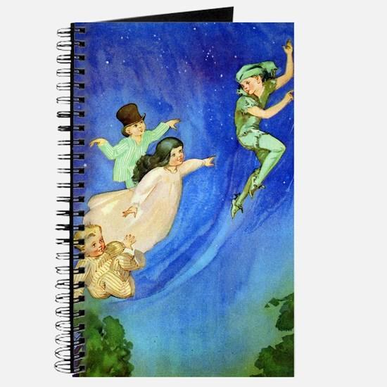 PETER PAN - FLYING Journal