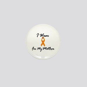 I Wear Orange For My Mother 1 Mini Button