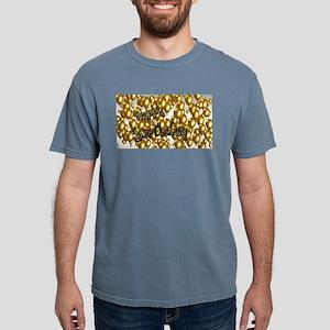 Golden Happy Birthday Balloons T-Shirt