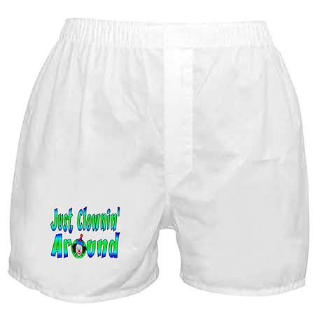 Clownin Around Boxer Shorts
