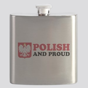 Polish And Proud Flask