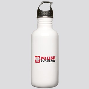 Polish And Proud Water Bottle