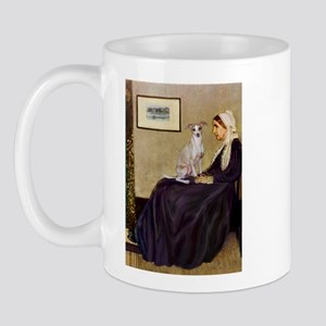 Whistler's / Ital Greyhound Mug