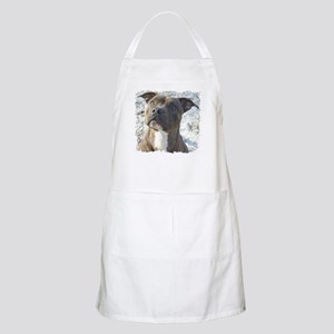 Brains, Beauty & Brawn That's BBQ Apron