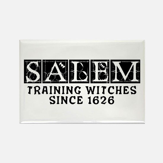 Cute Salem Rectangle Magnet