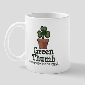 Naturally Pinch Proof Gardener Mug