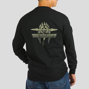 Pna Fighting Terrorism Long Sleeve T-Shirt