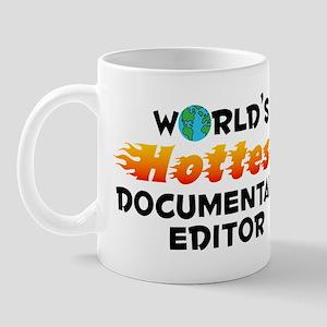 World's Hottest Docum.. (C) Mug