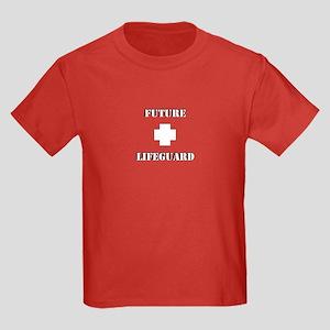 Future Lifeguard Kids Dark T-Shirt
