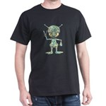 We Come in Peace Zeb Alien Dark T-Shirt
