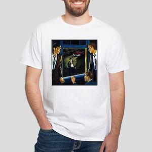 Scorpion White T-Shirt