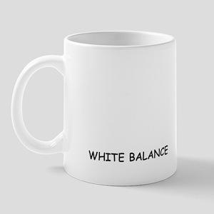 whitebalance Mugs