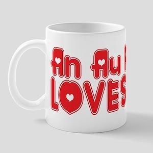 An Au Pair Loves Me Mug