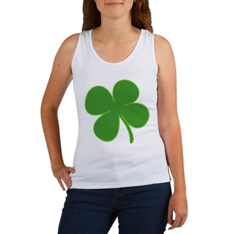 Shamrock Women's Tank Top