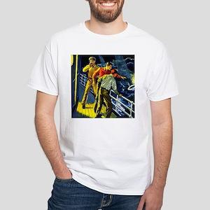 Holt White T-Shirt
