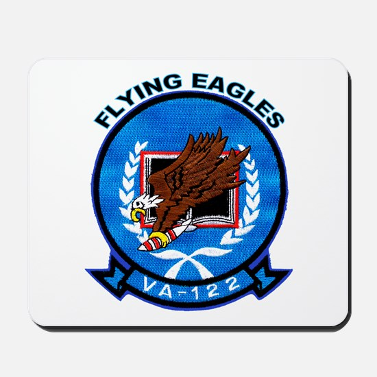 VA 122 Flying Eagles Mousepad
