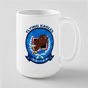 VA 122 Flying Eagles Large Mug