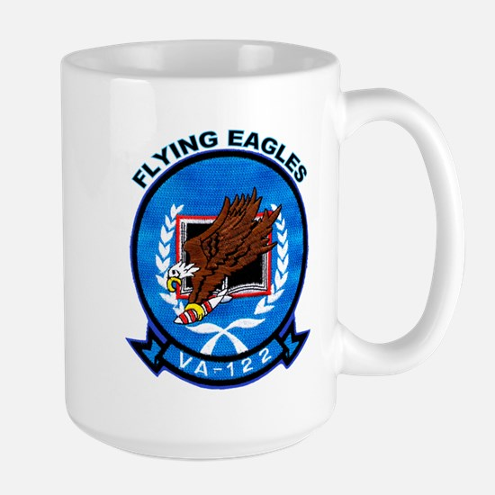 VA 122 Flying Eagles Large Mug