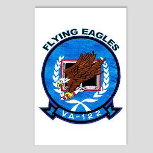 VA 122 Flying Eagles Postcards (Package of 8)