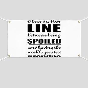 Grandpa Banner