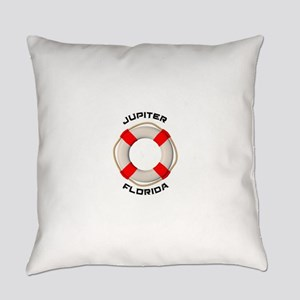 Florida - Jupiter Everyday Pillow