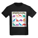 Animals Kids T-shirts (Dark)