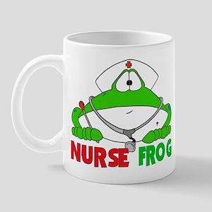 NURSE FROG Mug