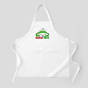 NURSE FROG BBQ Apron