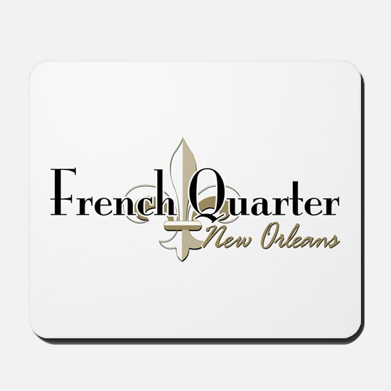French Quarter New Orleans Mousepad