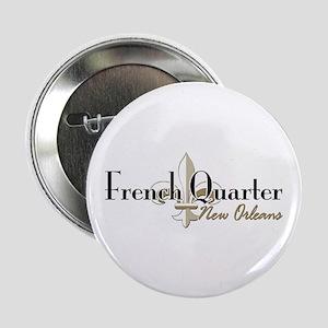 """French Quarter NO 2.25"""" Button"""