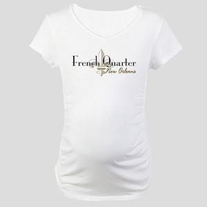 French Quarter NO Maternity T-Shirt