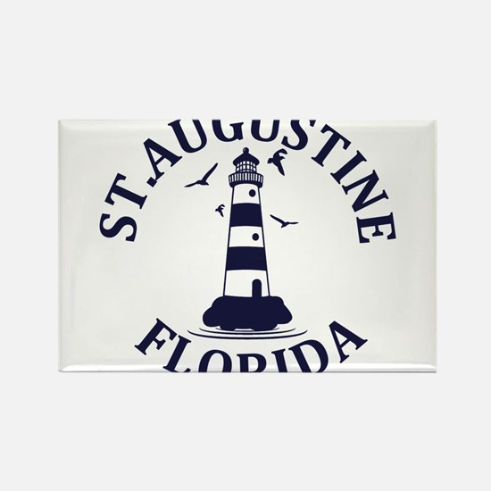 Summer st. augustine- florida Magnets