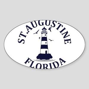 Summer st. augustine- florida Sticker