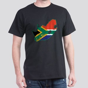 Cool South Africa Dark T-Shirt