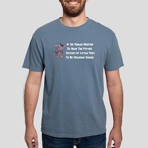 Child-Free Puppy Dog Women's Dark T-Shirt
