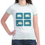 Thunder Fart Jr. Ringer T-Shirt