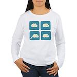 Thunder Fart Women's Long Sleeve T-Shirt