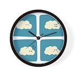 Thunder Fart Wall Clock