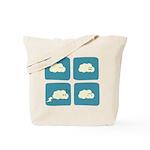 Thunder Fart Tote Bag