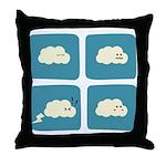 Thunder Fart Throw Pillow