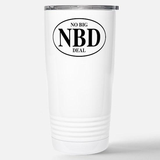 No Big Deal Mugs