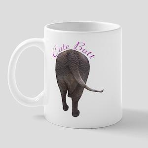 Cute Butt Mug