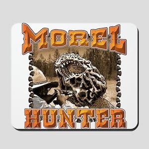 Morel mushroom t-shirts and gifts Mousepad