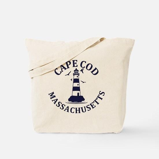 Summer cape cod- massachusetts Tote Bag